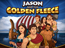 Игровой автомат Jason And The Golden Fleece с бонусами